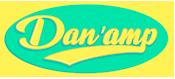 DanAmp Logo